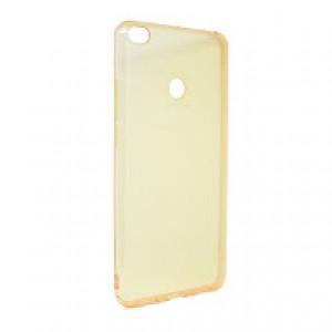 Θήκη MOFi Σιλικόνης για Xiaomi Mi Max 2 - Κίτρινο