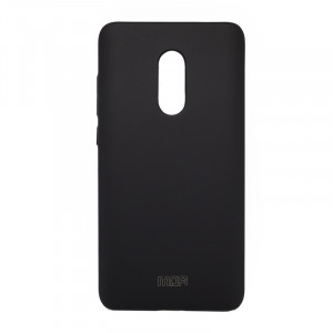 Θήκη MOFi TPU Back Cover για Xiaomi Redmi Note 4 - Μαύρο
