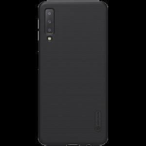 Θήκη Nillkin Frosted Shield Back Cover για Samsung Galaxy A7 (2018) - Μαύρο