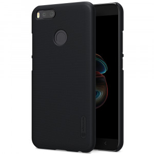 Θήκη Nillkin Frosted Shield Back Cover για Oneplus 5 - Μαύρο