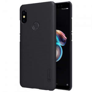 Θήκη Nillkin Frosted Shield Back Cover για Xiaomi Redmi Note 5 Ai DC - Μαύρο