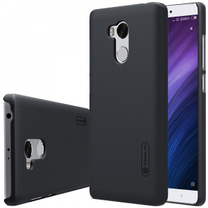 Θήκη Nillkin Frosted Shield Back Cover για Xiaomi Redmi 4 Prime - Μαύρο