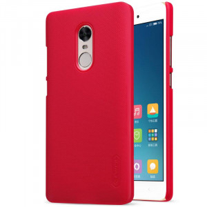 Θήκη Nillkin Frosted Shield Back Cover για Xiaomi Redmi Note 4X - Κόκκινο