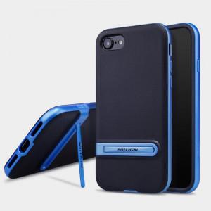 Θήκη Nillkin Youth Elegant cover case για iPhone 7 - Μπλε / Μαύρο
