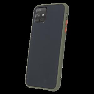 Θήκη Back Cover Colored Buttons για Samsung Galaxy A51 - Πράσινο