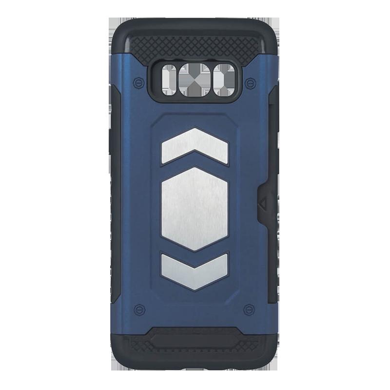 Θήκη Defender Magnetic Back Cover για Apple iPhone XS MAX - Μπλε