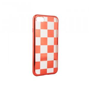 Θήκη Back Cover Electroplate Chess για Samsung S8 G950 - Κόκκινο