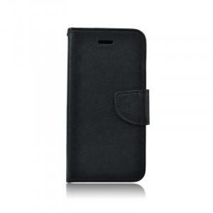 Θήκη Flip με Πορτάκι Fancy Book για Xiaomi Mi 8 - Μαύρο
