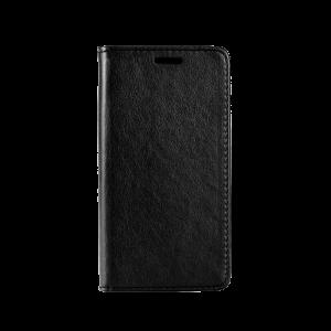 Θήκη Flip με Πορτάκι Magnet Book για Xiaomi Redmi Note 6 Pro - Μαύρο
