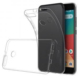 Θήκη Σιλικόνης για Xiaomi Mi A1 (5X) - Διάφανη