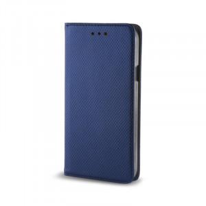 Θήκη Flip με Πορτάκι Smart Magnet για Nokia 6 - Μπλε