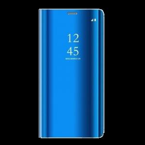 Θήκη Clear View για Xiaomi Redmi Note 9S / Pro - Μπλε
