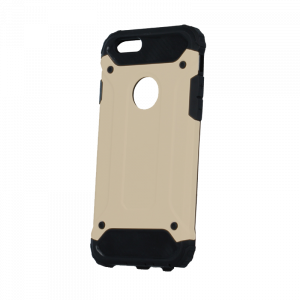 Θήκη Defender II Back Cover για Apple iPhone 8 - Χρυσό
