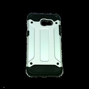 Θήκη Defender II Back Cover για Samsung Galaxy A5 2017 - Ασημί