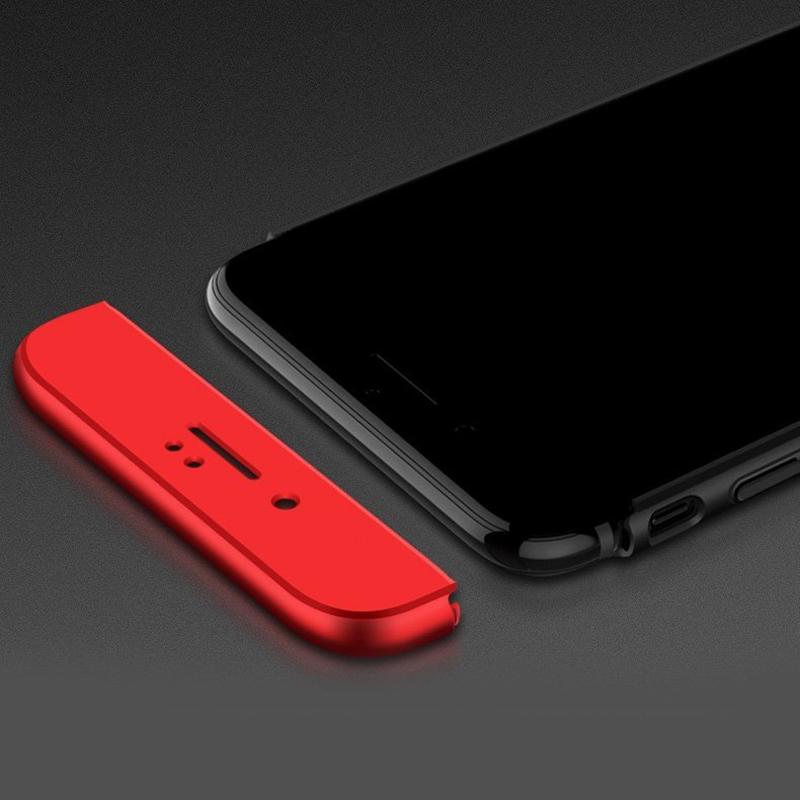Θήκη Full Cover 360 για Xiaomi Redmi 6 - Χρυσό