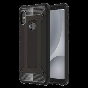 Θήκη Hybrid Armor Back Cover για Xiaomi Redmi S2 - Μαύρο