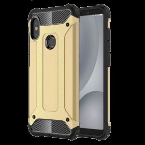 Θήκη Hybrid Armor Back Cover για Xiaomi Redmi S2 - Χρυσό