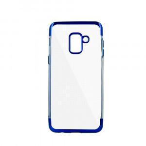 Θήκη Back Cover Plating Soft TPU για Xiaomi Redmi 6A - Μπλε