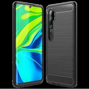 Θήκη Back Cover Simple Black για Xiaomi Mi Note 10 / Note 10 Pro - Μαύρο