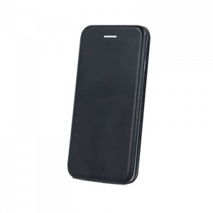 Θήκη Flip με Πορτάκι Smart Diva για Huawei Mate 20 Lite - Μαύρο