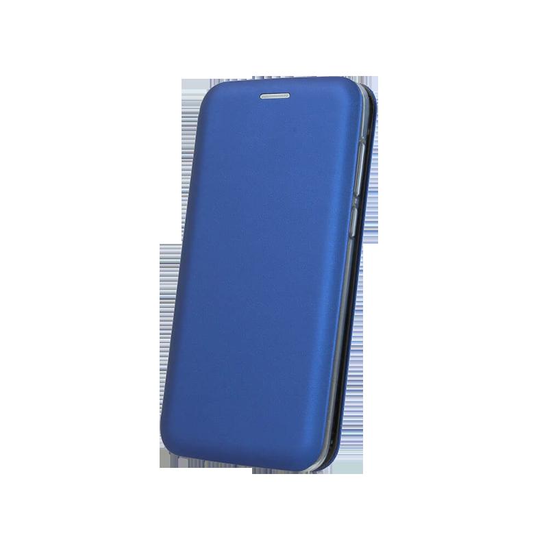 5fe332c1ac Θήκη Flip με Πορτάκι Smart Diva για Samsung Galaxy A40 - Μπλε