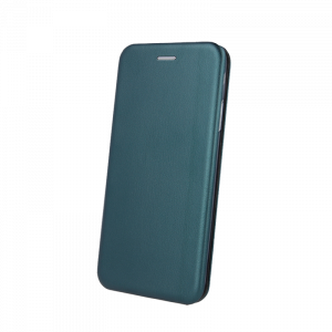 Θήκη Flip με Πορτάκι Smart Diva για Xiaomi Mi Note 10 - Πράσινο