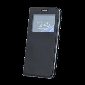 Θήκη Flip με Πορτάκι Smart Look για Nokia 5 - Μαύρο