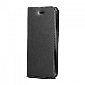 Θήκη Flip με Πορτάκι Smart Premium για Nokia 3 - Μαύρο
