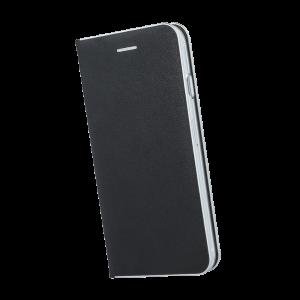 Θήκη Flip με Πορτάκι Smart Venus για Huawei P20 Pro / P20 Plus - Μαύρο