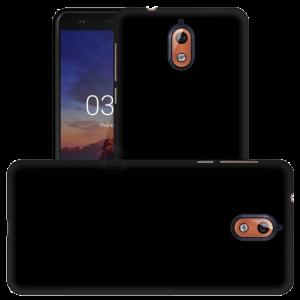 Θήκη Back Cover TPU για Nokia 3.1 - Μαύρο