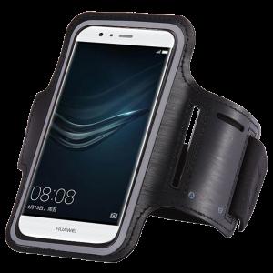 """Θήκη Μπράτσου για Smartphones 6"""" - Μαύρο"""