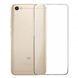 Θήκη Σιλικόνης για Xiaomi Redmi Note 5A - Διάφανο