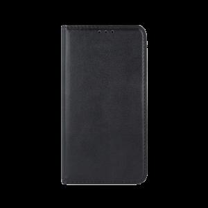 Θήκη Flip με Πορτάκι Smart Magnetic για Huawei  Mate 10 Lite - Μαύρο
