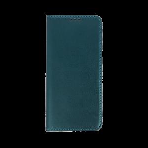 Θήκη Flip με Πορτάκι Smart Magnetic για Xiaomi Mi Note 10 - Πράσινο