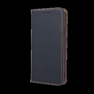 Θήκη Flip με Πορτάκι Smart Pro για Xiaomi Redmi Note 8 Pro - Μαύρο
