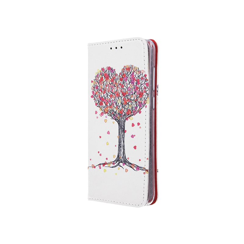 Θήκη Flip με Πορτάκι Smart Trendy Tree of Love για Xiaomi Redmi 6A