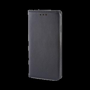 Θήκη Flip με Πορτάκι Smart Magnet για Huawei P Smart Plus - Μαύρο