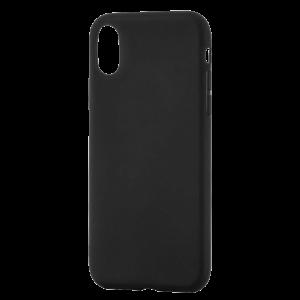 Θήκη Σιλικόνης Back Cover Soft Matt για Xiaomi Mi A2 Lite - Μαύρο