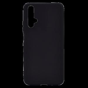 Θήκη Back Cover Matt TPU για Huawei Nova 5T - Μαύρο