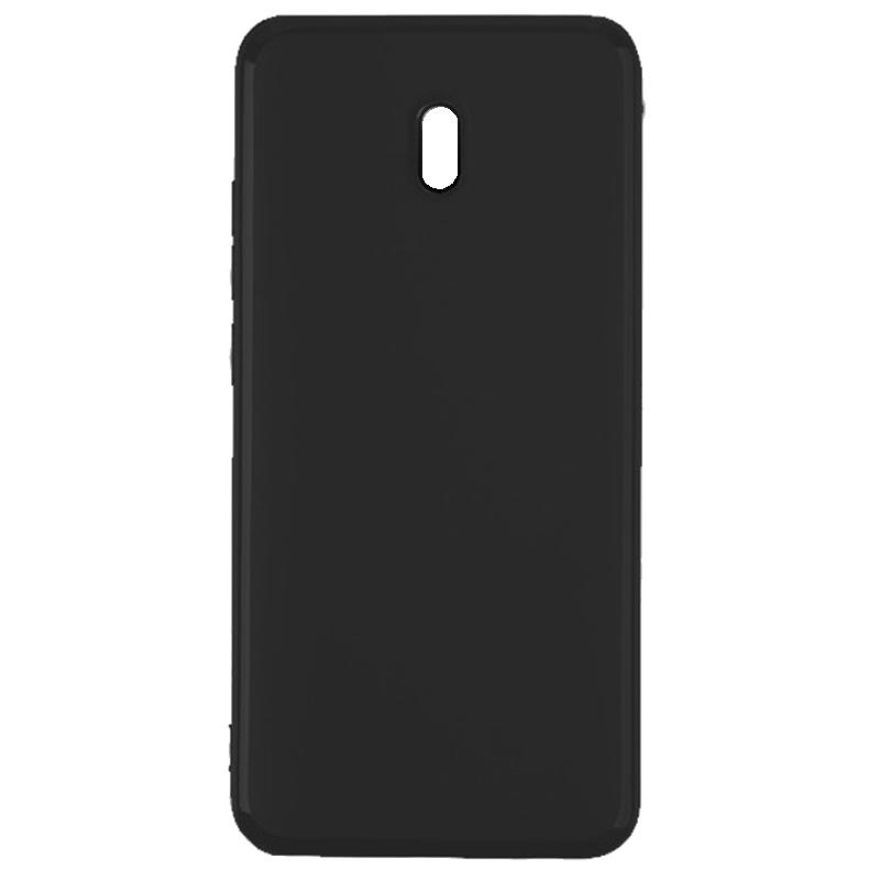 Θήκη Back Cover Matt TPU για Xiaomi Redmi 8A - Μαύρο