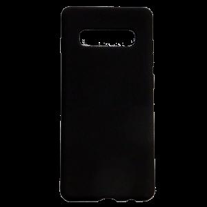 Θήκη Back Cover Matt TPU για Samsung S10 Plus - Μαύρο