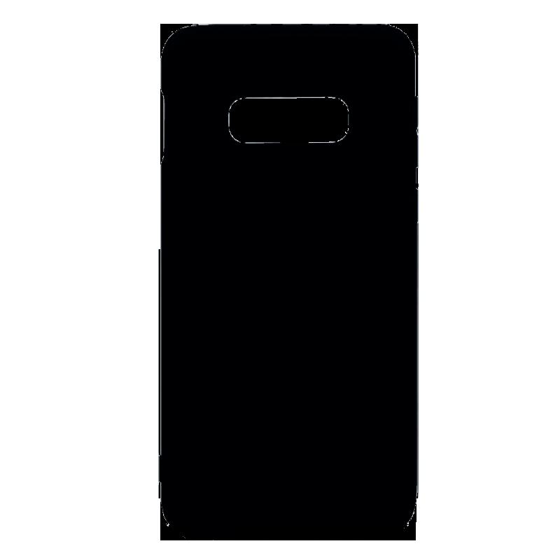 Θήκη Back Cover Matt TPU για Samsung S10e - Μαύρο