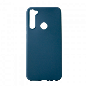 Θήκη Back Cover Matt TPU για Xiaomi Redmi Note 8 - Γαλάζιο
