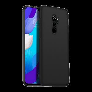 Θήκη Back Cover Matt TPU για Xiaomi Redmi Note 8 Pro - Μαύρο