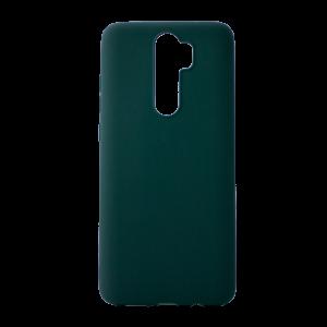 Θήκη Back Cover Matt TPU για Xiaomi Redmi Note 8 Pro - Πράσινο