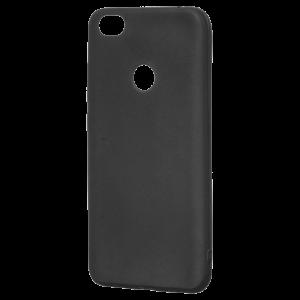 Θήκη Back Cover Matt TPU για Xiaomi Redmi 6 - Μαύρο