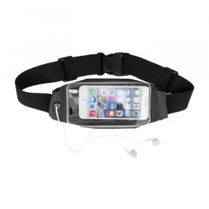 """Sports Waist Case with Window για Smartphones 5.5"""" - Θήκη Μέσης με παράθυρο για Smartphones - Μαύρο"""