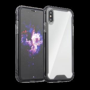 Θήκη Clear Armor για Huawei Y7 2019 / Y7 Prime 2019 - Μαύρο