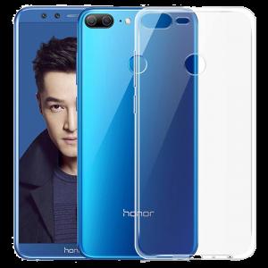 Θήκη Σιλικόνης για Huawei Honor 9 Lite - Διάφανο