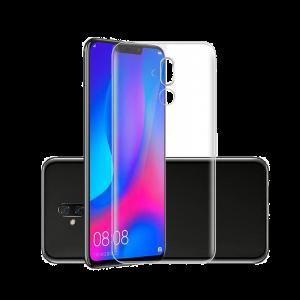 Θήκη Σιλικόνης για Huawei Mate 20 Lite - Διάφανο